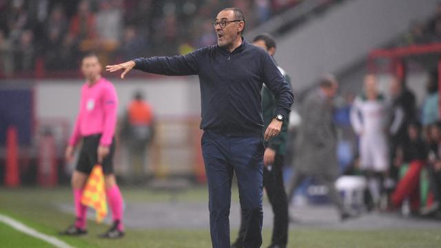 Juventus Di Bawah Asuhan Maurizio Sarri: Performa Kurang Meyakinkan